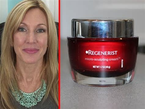 30-Day Review ~ Olay Regenerist Micro Sculpting Cream