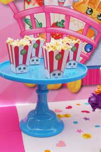popcorn machine rentals shopkins birthday party by minted and vintage dessert