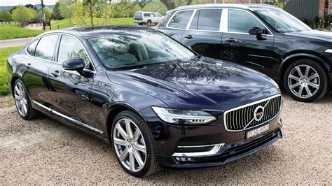 Volvo S90 2017 Review 2017 volvo s90 inscription review caradvice