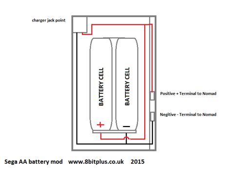 Nomad Rechargeable Battery Bitplus