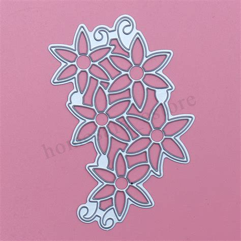 Metal Cutting Dies Stencil Diy Scrapbooking Embossing