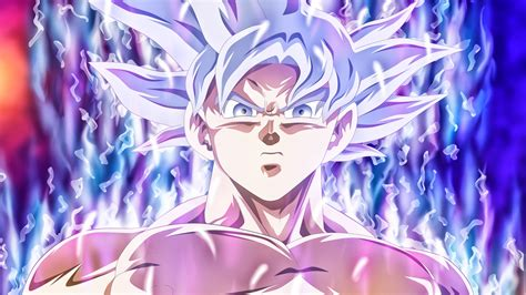 wallpaper ultra instinct dragon ball