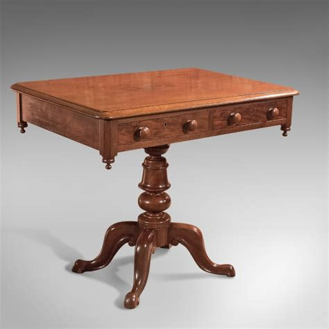 antique end tables for antique side table mahogany c 1880 7474