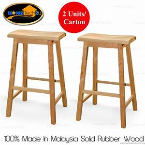 lavelle 29 inch rectangle wooden bar stool 11street With home bar furniture malaysia