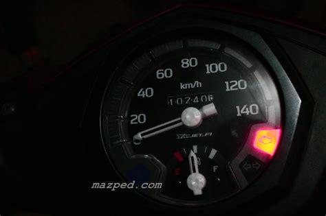 pasang pengaman rahasia di motor mazped