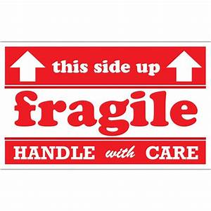 600 labels 4x6 this side up fragile handle with care for 4x6 sticker labels
