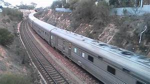 The Ghan - Australia's longest passenger train - YouTube