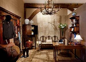 Tack Room - Traditional - Home Office - boston - by Finn