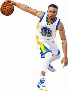 NBA | Stephen Curry 1/9th Scale Motion Masterpiece Action ...