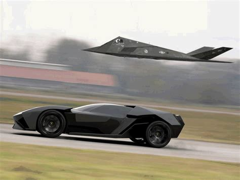 Batmobile Inspired By Reventon
