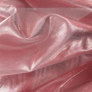 Tissu Rose Poudré : tissu lam rose poudr x 1m ma petite mercerie ~ Teatrodelosmanantiales.com Idées de Décoration