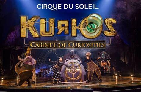 cirque du soleil cabinet of curiosities cirque du soleil kurios cabinet of curiosities atlanta
