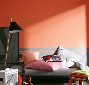 Schöner Wohnen Farbe Grau : die rote wand sch ner wohnen ~ Bigdaddyawards.com Haus und Dekorationen