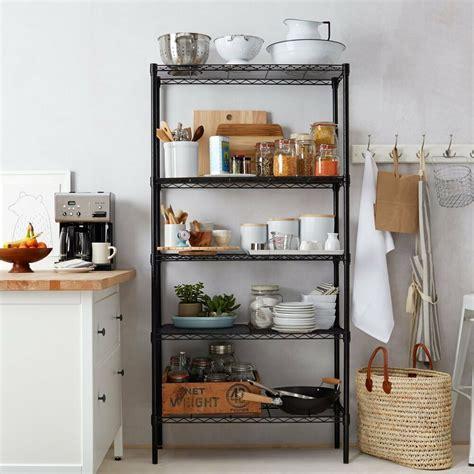 home kitchen garage wire shelving  shelf storage rack