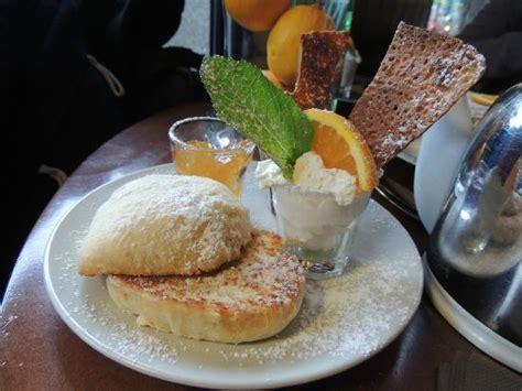 traditional french food salon de  bergamote saint
