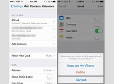 Question 1 How to Sync Multiple Google Calendars to iPhone?