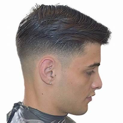 Fade Hide Haircut Mens Scar Places Google