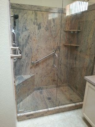 cultured marble showers license roc  insured