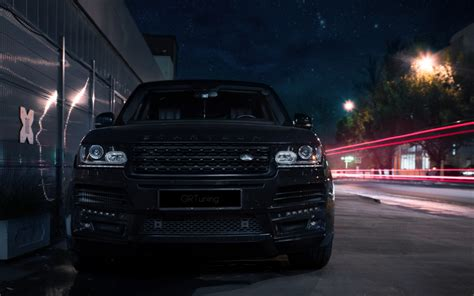 Rover Range Rover Sport 4k Wallpapers by Wallpapers Grtuning Range Rover Sport 4k 2017