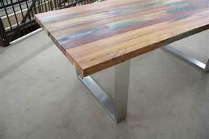 Couchtisch Recyceltes Holz : tisch aus recyceltem holz der tischonkel ~ Sanjose-hotels-ca.com Haus und Dekorationen