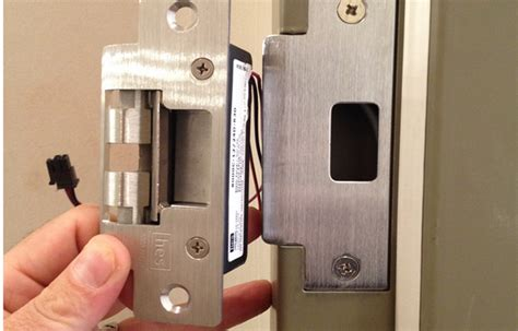 electric door strike electric strike installation guide all locks and doors