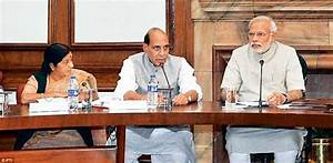 Trial by fire for Modi's top guns: Three Cabinet ministers ...