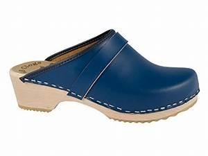 Schuhe Mit Holzsohle : schuhe von mb clogs in blau f r herren ~ Frokenaadalensverden.com Haus und Dekorationen