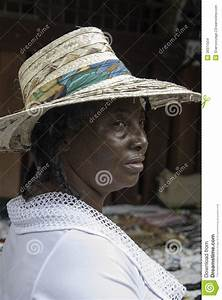 Caribbean Island Woman Editorial Stock Image - Image: 28371504