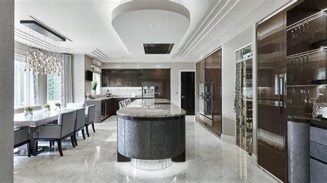 Luxury New Kitchen, St. George's Hill, Surrey