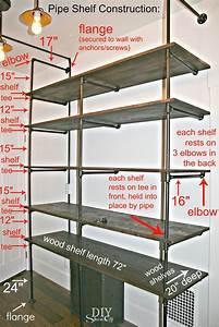 Diy Garage Shelves Instructions