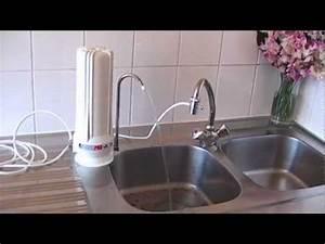 Purificateur D Eau Robinet : installation du purificateur d 39 eau sur vier navoti ~ Premium-room.com Idées de Décoration