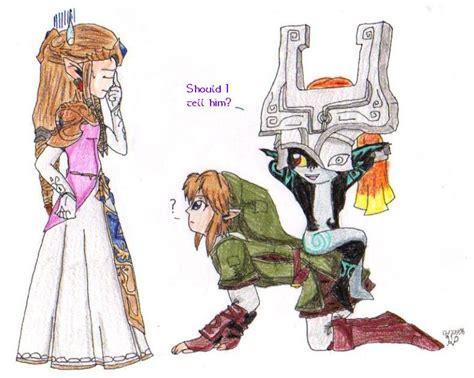 Midna's Prank By Nintendo-nut1 On Deviantart