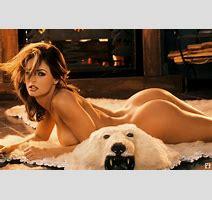 Karen Mcdougal Perfect Winter Playmate For Playboy Curvy Erotic