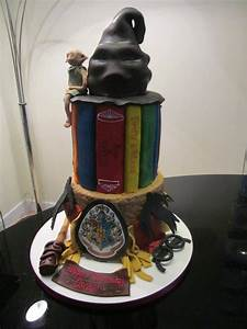 tiered harry potter cake truly scrumptious designer