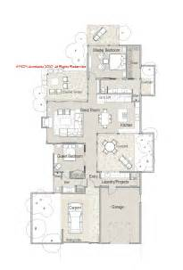 modern home floor plan mcm design contemporary house plan 2