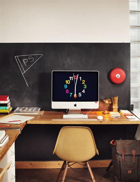 peinture bureau 42 idées déco de bureau pour votre loft
