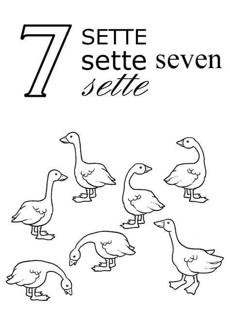 disegni da colorare con i numeri per bambini numero 4 da colorare e stare playingwithfirekitchen