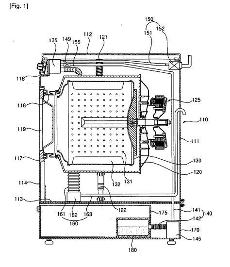 washing machine block diagram the wiring diagram
