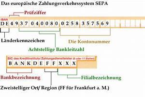 Iban Nr Berechnen : wo finde ich die iban nummer ein ratgeber iban rechner ~ Themetempest.com Abrechnung