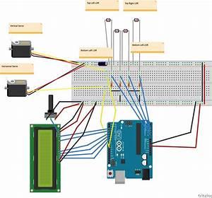 Solar Tracker Arduino