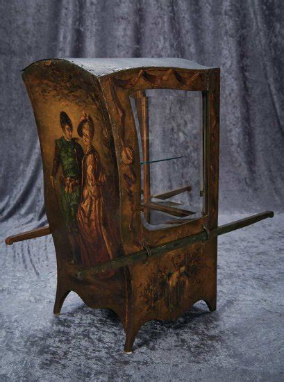 chaise a porteur wooden chaise a porteur auctions proxibid
