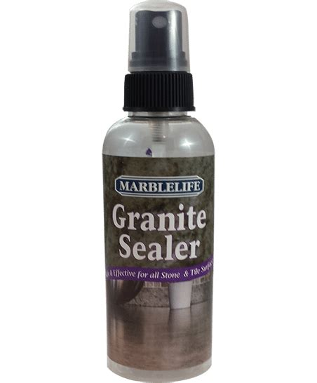 Granite Countertop Seal, Clean And Care Kit By Marblelife
