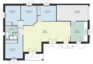 agreable comment dessiner un plan de maison 6 plan de With comment dessiner un plan de maison
