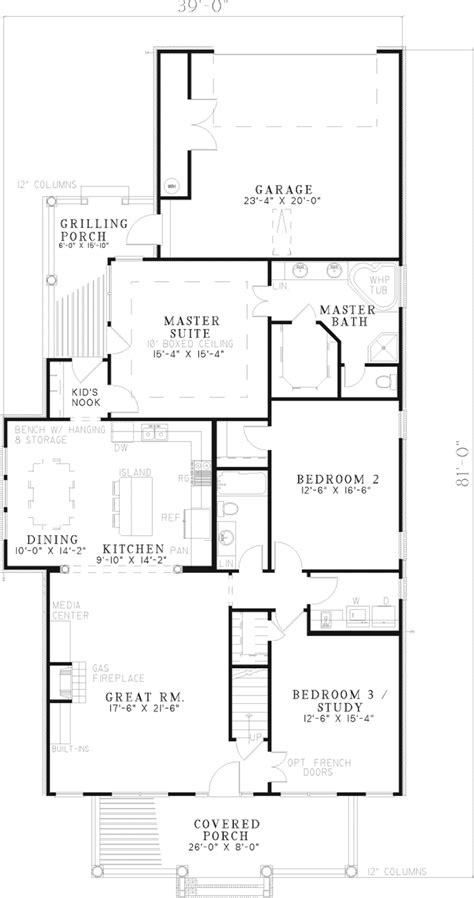 house plans and more keegan manor plantation home plan 055d 0545 house plans