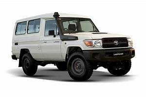 2016 Toyota Landcruiser Workmate  4x4  3 Seat  4 5l 8cyl