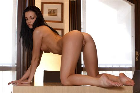 Wallpaper Sapphira A Brunette Babe Nude Tits Pussy