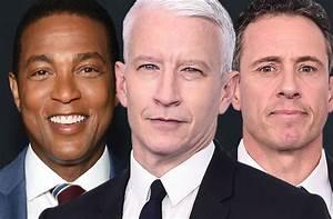 CNN Bans Video Backstage Of Anderson Cooper Don Lemon ...