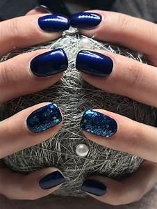 40 trendy 2019 blue nail designs sumcoco