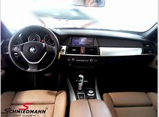BMW X5 E70 Styling und Zubehör Innenraum Schmiedmann