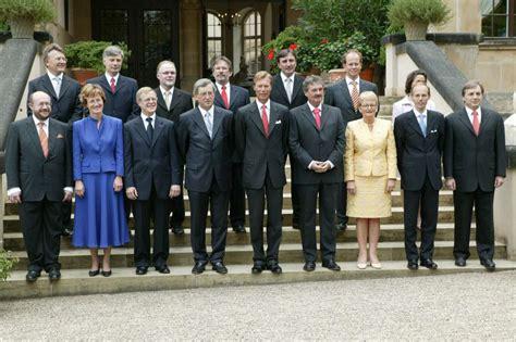Formation Du Gouvernement 2004